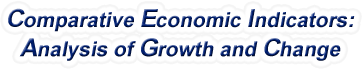 Maine - Comparative Economic Indicators: Analysis of Growth and Change, 1969-2017
